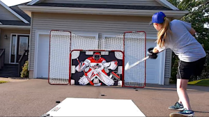 Hone Your Shooting Skills With HockeyShot's Extreme Shooter Tutor