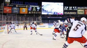 2018 NHL Winter Classic Pits Rangers Vs. Sabres At Citi Field On Jan. 1