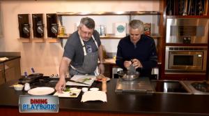 Dining Playbook: Training Camp: Jeremy Sewall