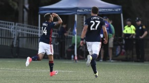 Revolution's Diego Fagundez Called His Shot Prior To Goal In U.S. Open Cup