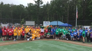 NESN Connects Plays Ball With Miracle League, Newton Tigers, Watertown Challengers