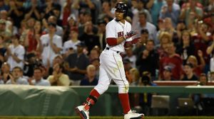 Red Sox's Mookie Betts Starting To Heat Up Offensively After Brief Slump