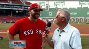 Dining Playbook: Catching Up with Mitch Moreland and Hanley Ramirez