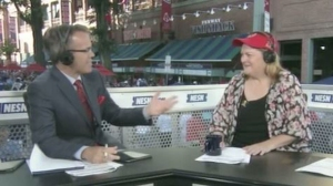 'A League Of Their Own' Celebrates 25th Anniversary During Movie Night At Fenway