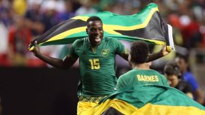 Revolution's Je-Vaughn Watson Looks To Win 2017 Gold Cup For Jamaica