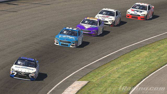 iRacing Indy