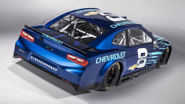 2018 Chevrolet Camaro ZL1 Race Car