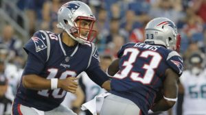 Patriots Vs. Jaguars Live: Jimmy Garoppolo, Austin Carr Stand Out In Pats Loss