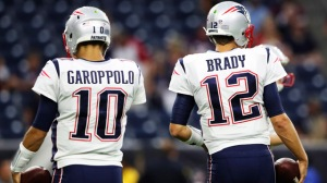 Patriots Vs. Texans Live: Jimmy Garoppolo's Interception Proves Costly In Loss