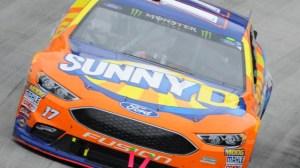 SunnyD Extends Sponsorship Contract With NASCAR's Ricky Stenhouse Jr.
