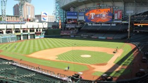 While You Were Sleeping: Tropical Storm Harvey Puts Astros-Rangers Series In Doubt