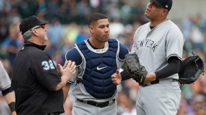 While You Were Sleeping: Gary Sanchez Faces Suspension For Yankees-Tigers Brawl