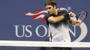 While You Were Sleeping: Roger Federer Narrowly Escapes U.S. Open First-Round Exit