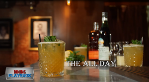 Dining Playbook: Cheers to That: Alibi