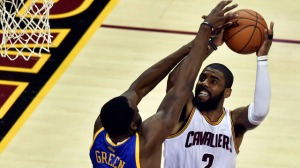 Here's Why Draymond Green Isn't Surprised By Kyrie Irving Trade To Celtics