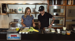 Dining Playbook: Training Camp: Chef Juan Pedrosa of Yvonne's