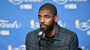 Celtics Tweet Out Kyrie Irving's Phone Number; Flat Earth Jokes Ensue