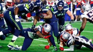 Why Marshawn Lynch Is 'Happy' With Seahawks' Super Bowl XLIX Play Call