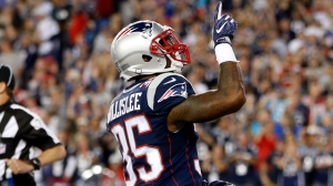 Mike Gillislee Continues Impressive Patriots Debut With Third Touchdown