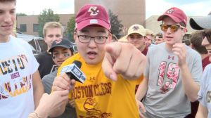 Boston College Football Fans Win The Tailgate Competition Every Time