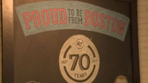 '47 Celebrates 70 Years As Boston's Premier Sports Brand