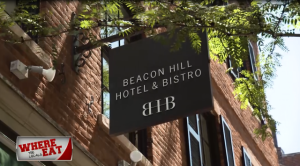 Dining Playbook: Where the Locals Eat: Beacon Hill Hotel & Bistro