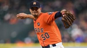 Astros To Start Charlie Morton Vs. Yankees, CC Sabathia In ALCS Game 7