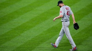 Should Red Sox Be Concerned About Chris Sale Heading Into ALDS?
