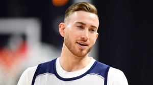 Gordon Hayward's Daughters Help Celtic Recover By Being Adorable