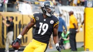JuJu Smith-Schuster Walks To Steelers Practice After Bike Gets Stolen