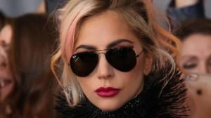 Lady Gaga, Joe Torre Make Odd Pair At World Series Game 1 In Los Angeles
