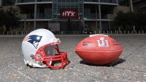 Nike, Patriots Release 'SB51 Comeback' Sneakers Made From Game-Used Footballs
