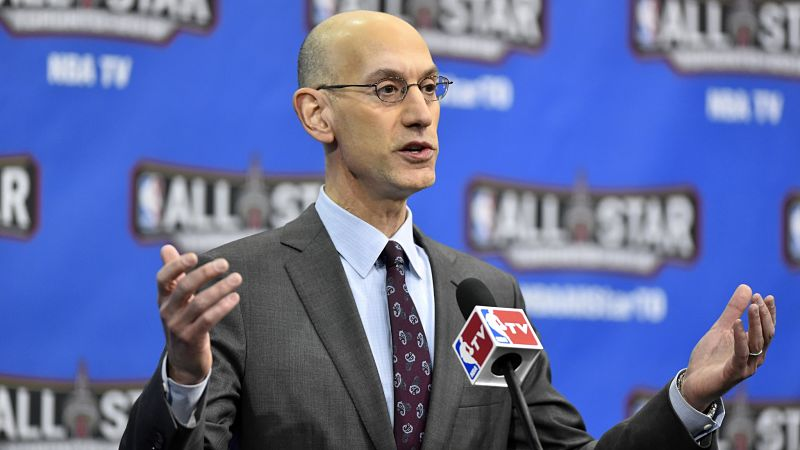 Taking Stock Of 2019-20 NBA, NHL Seasons After Call With President Trump