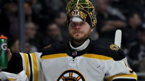 Bruins Notes: Anton Khudobin Gives Clutch Performance; Charlie McAvoy Ends Drought