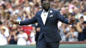 David Ortiz Selling Shirts Honoring Red Sox's 2004 ALCS Comeback For Charity