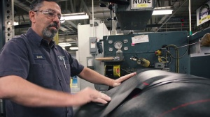 See How Every NASCAR Racing Tire Is Built By Hand In This Ohio Factory