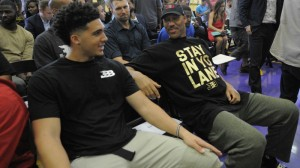 LaVar Ball Drags On Feud With Donald Trump By Creating 'The Trump Dunk'