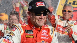 Matt Kenseth Cries Tears Of Joy After What Could Be His Last NASCAR Win