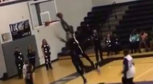 Teacher Posterizes Student With Vicious Dunk In Student-Faculty Game