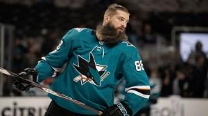 Will Sharks Defenseman Brent Burns' Slow Start Continue Vs. Bruins?