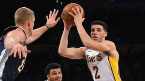 Lonzo Ball's Second Career Triple-Double Puts Lakers Back On Track