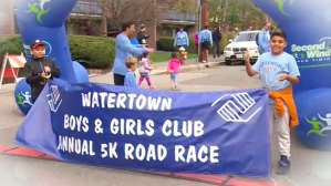NESN Connects Takes Part In 14th Annual Watertown Boys And Girls Club 5K
