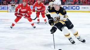 Danton Heinen's Rookie Season Showing Similarities To Patrice Bergeron's