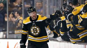 David Backes Continues To Lift Bruins With Physicality, Vocal Leadership