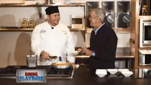 Dining Playbook: Training Camp: Executive Chef Jimmy Regalado of Cask 'n Flagon Fenway