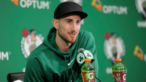 Gordon Hayward Could Get Walking Boot Removed Permanently Wednesday