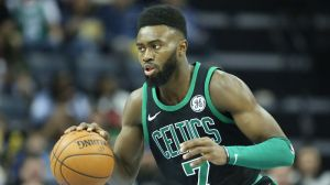 Celtics' Jaylen Brown, Semi Ojeleye Out With Injury Vs. Hornets
