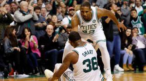 Celtics Notes: Boston's Defense Wears Down James Harden, Rockets In Comeback Win