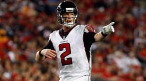 Matt Ryan Has Zero Chill, Curses Out Falcons Receiver On 'MNF' Broadcast