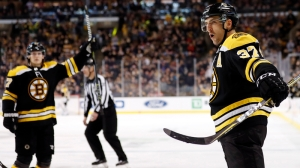 Patrice Bergeron Proving He Deserves To Be In Hart Trophy Conversation